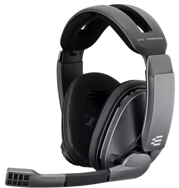 Epos Sennheiser GSP 370 Over-ear Gaming Headset Bluetooth in Schwarz für 105,90€ inkl. Versand (statt 189€)