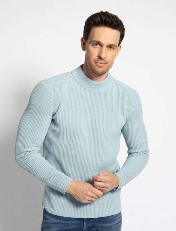 Marc O'Polo Pullover Herren Hellblau für 47,57€ inkl. Versand (statt 100€)