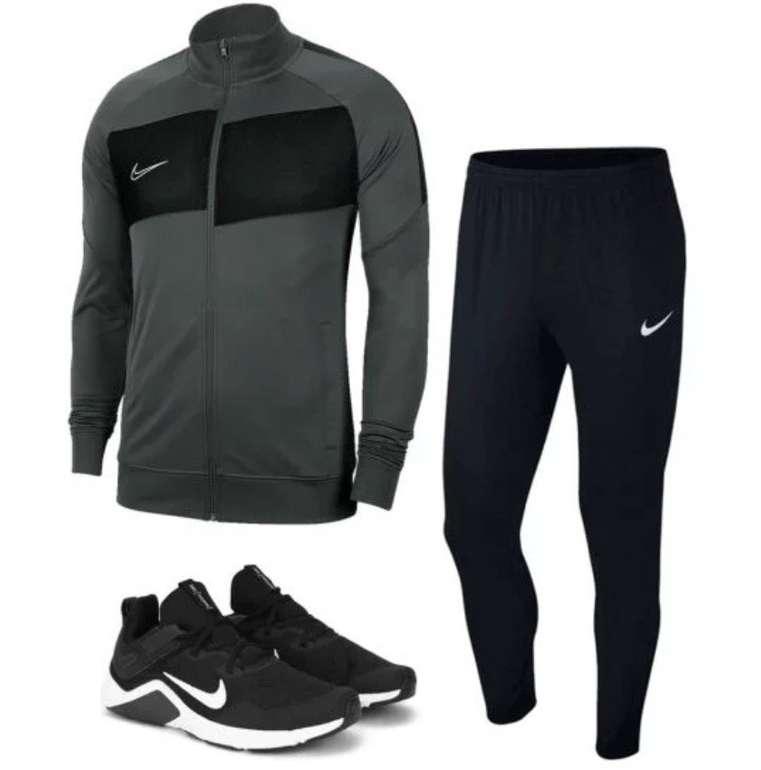 3-tlg. Nike Trainings-Outfit (Jacke, Hose & Trainingsschuhe) für 79,95€ inkl. Versand (statt 103€)