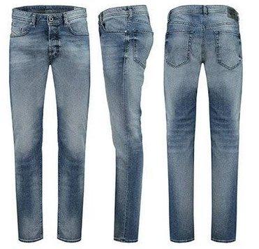 Diesel Buster 853P - Herren Jeans Regular Taper Fit ab 59,90€ (statt 80€)