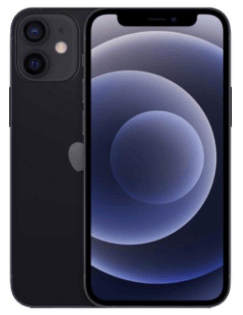 Apple iPhone 12 Mini mit 64GB Speicher (4,95€) + o2 Free L Allnet & SMS-Flat mit 60GB LTE / 5G für 39,99€ mtl.