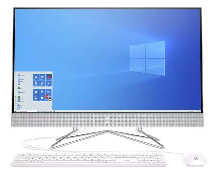 HP 27-dp0302ng All-in-One-PC mit 27 Zoll Display (Ryzen 5 Prozessor, 16 GB RAM, 512 GB SSD) für 681,39€ (statt 804€)