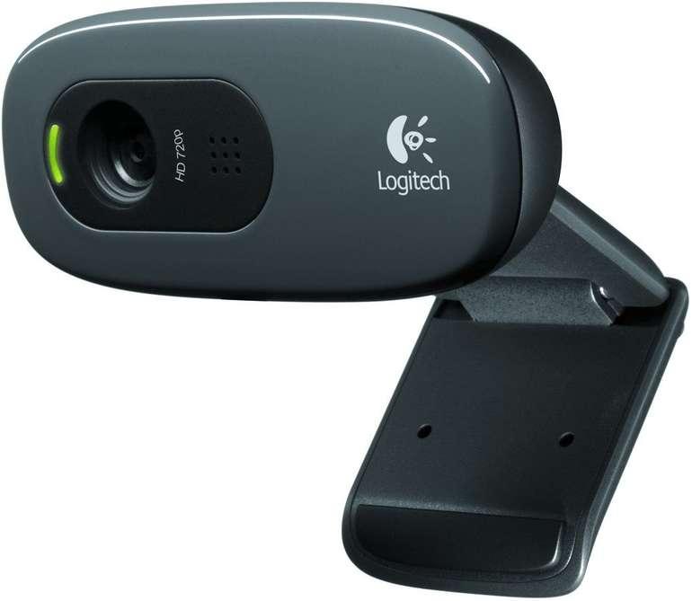 Logitech HD Webcam C270 für 17,95€ inkl. Prime Versand (statt 21€)