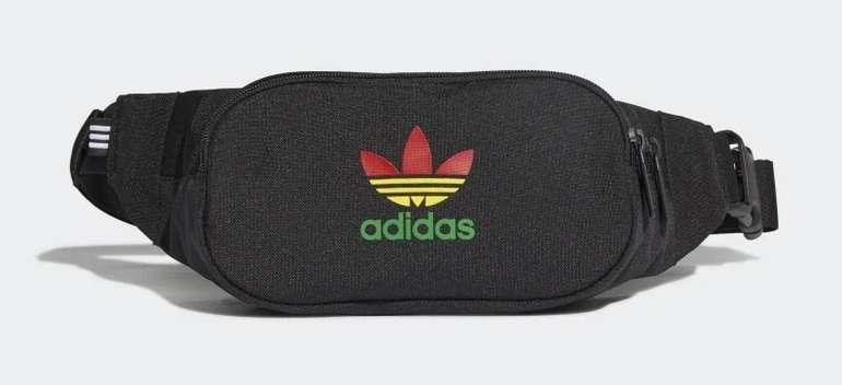 Adidas Essential Rasta Crossbody Tasche für 17,47€ inkl. Versand (statt 27€) - Creators Club