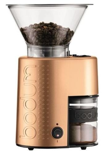 Bodum Bistro 10903 Kaffeemühle Kupfer für 58,45€ inkl. Versand (statt 95€)