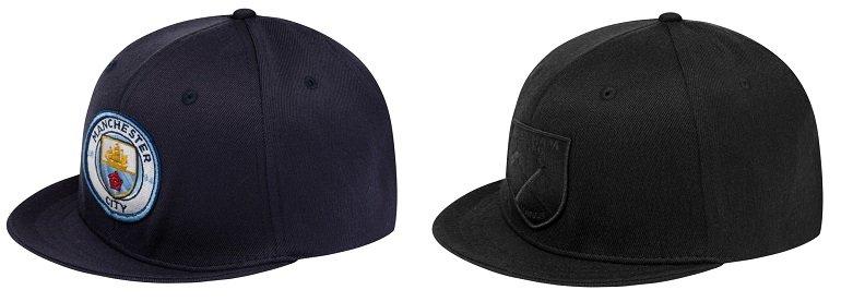 Verschiedene Fan Snapback Caps