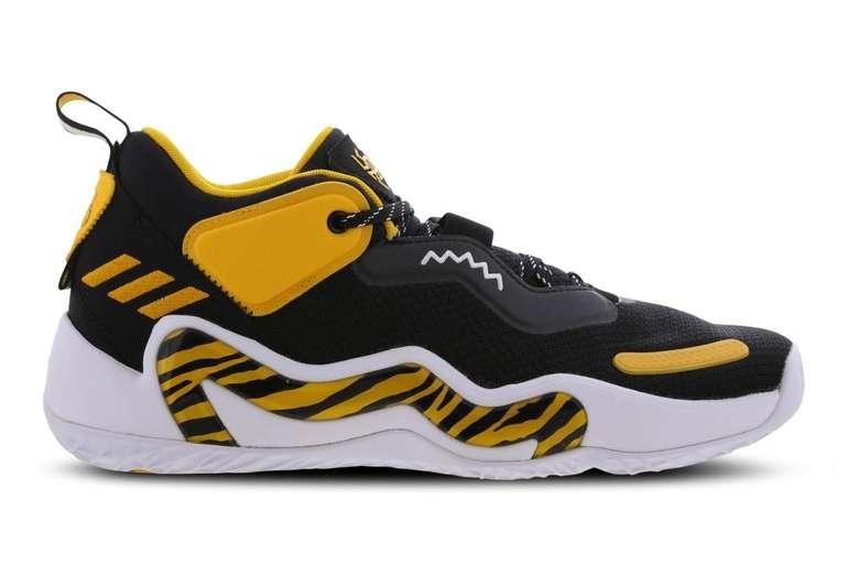 Adidas D.O.N. Issue 3 Herren Schuh für 69,99€ inkl. Versand (statt 82€)
