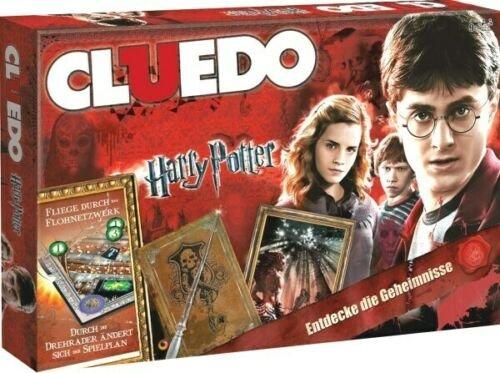 Thalia Black Week: 19% Rabatt auf Spielwaren, z.B. Cluedo Harry Potter für 29,59€