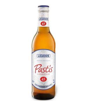 0,5 Liter Lidanis Pastis de Marseille (Anislikör) ab 1,78€ inkl. Versand