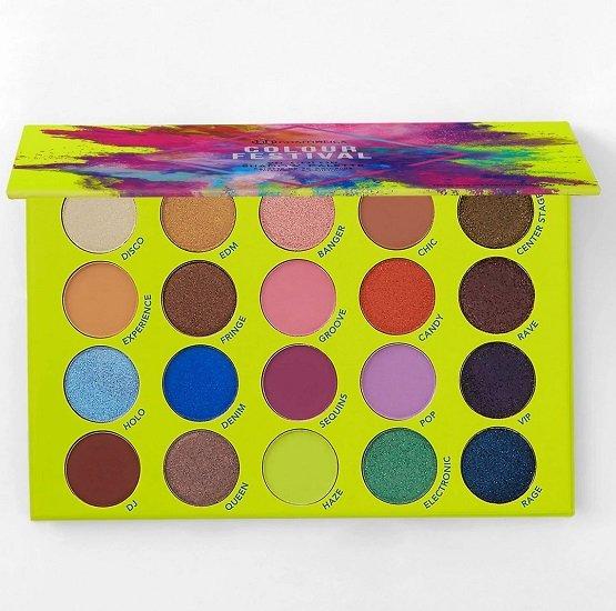 BH-Cosmetics Sale mit bis -70% Rabatt + 10% Extra - z.B. Colour Festival Pallette für 5,40€ zzgl. Versand