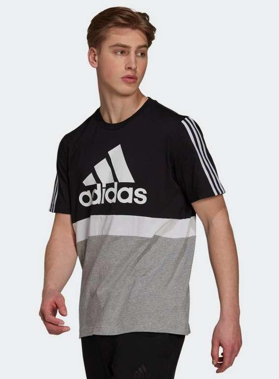 adidas Performance T-Shirt im Colorblocking Stil (vers. Farben) zu je 20,94€inkl. Versand (statt 25€)