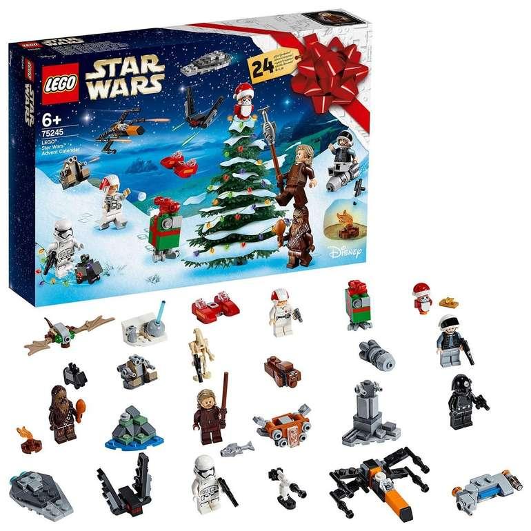 Lego 75245 Star Wars Adventskalender 2019 für 21,21€ inkl. VSK (statt 25€)