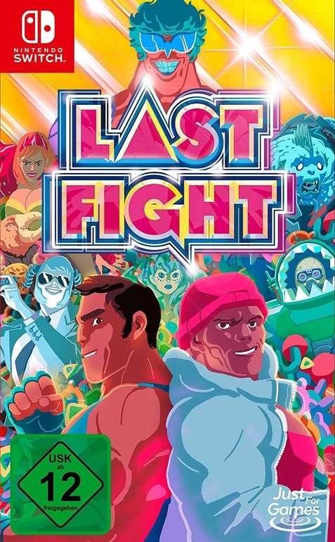 Last Fight - Spiel für die Nintendo Switch für 13,81€ inkl. Versand (statt 23€)