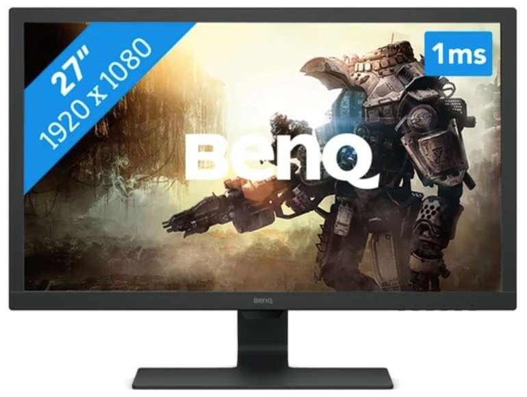 BenQ GL2780 27 Zoll Gaming Monitor (Full HD, 1 ms, HDMI, DVI) für 129€ inkl. Versand (statt 155€)