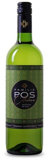 6 Flaschen Familie Pos - Chardonnay-Sauvignon Blanc 2017 für 29,94€ inkl. VSK (statt 48€)