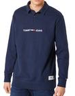 Tommy Jeans Sweatshirt 'TJM Essential Rugby Shirt' für 33,92€ (statt 52€)