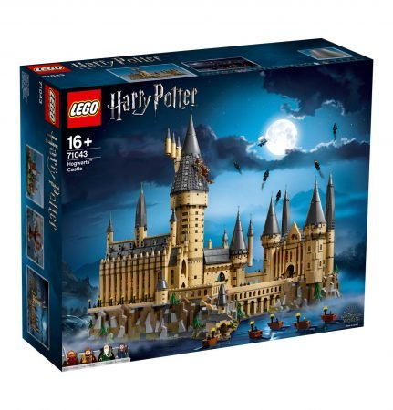 Lego Harry Potter Schloss Hogwarts (71043) für 349,99€ inkl. Versand (statt 375€)