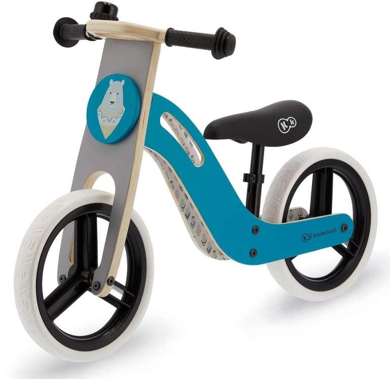 Kinderkraft Balance Laufrad Uniq in 4 Farben für je 38,21€ inkl. Versand (statt 43€)