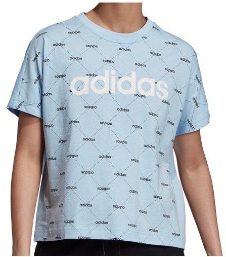 Mysportswear: 35% auf alles für Sie & Ihn + VSKfrei - z.B. Adidas Linear Graphic Damen Shirt für 16,24€