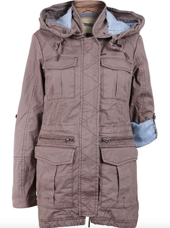 Jeans Direct Sale mit bis -88% Rabatt + 30% Extra (MBW: 40€) - z.B. Khujo Herren Mantel Aoki für 71,37€