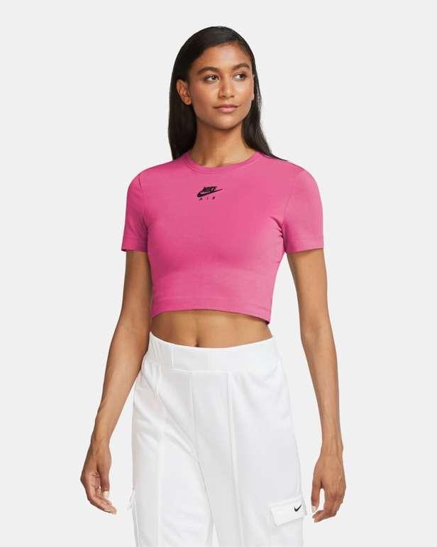 Nike Air Crop Top für Damen in 2 Farben für je 17,18€ inkl. Versand (statt 21€) - Nike Membership!