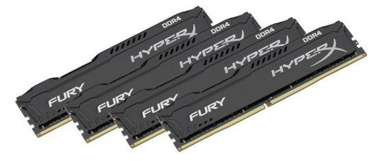 Preisfehler? HyperX FURY 32GB DDR4 Arbeitsspeicher für 167,24€ (statt 230€)