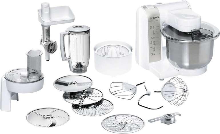 Galeria.de: 10% Rabatt auf Elektro-Artikel, z.B.  Bosch MUM48140DE Küchenmaschine für 139,94€