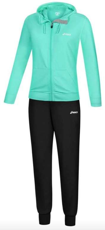 Asics Jersey Damen Trainingsanzug (versch. Farben) für je 31,94€ inkl. Versand (statt 45€)