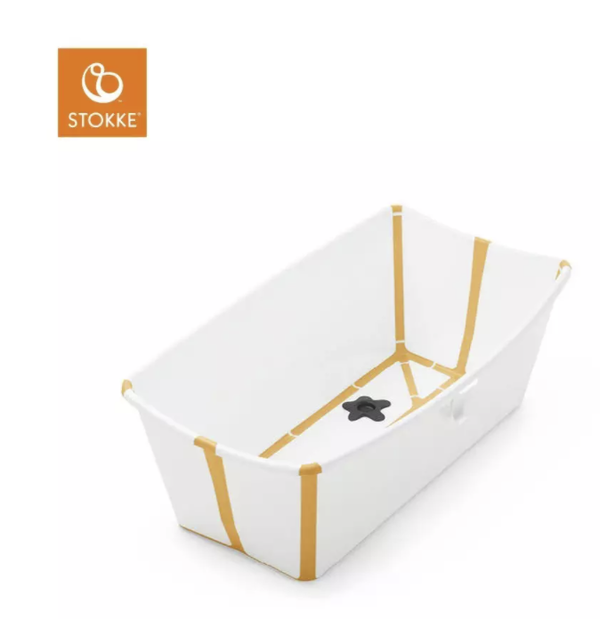 Stokke Flexi Bath - Faltbare Babybadewanne mit thermosensitivem Stöpsel für 33,94€ inkl. Versand - Newsletter!