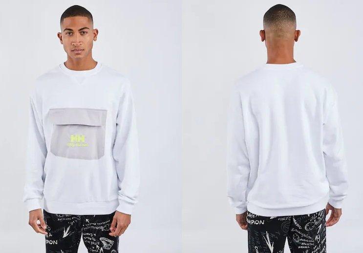 Helly Hansen Pocket Herren Sweatshirt 2