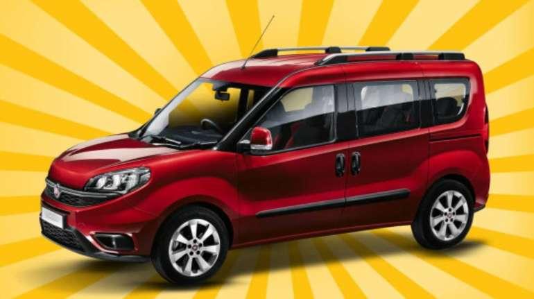 Gewerbe-Leasing: Fiat Doblo Lagerwagen (120 PS, Bluetooth Radio) für 74€ netto mtl. (LF: 0,30)
