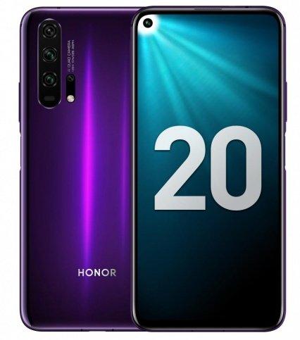 "Honor 20 Pro - 6,26"" LTE Smartphone (8GB RAM, 256 GB Speicher, 4.000 mAh) für 333€ inkl. Versand (statt 398€)"