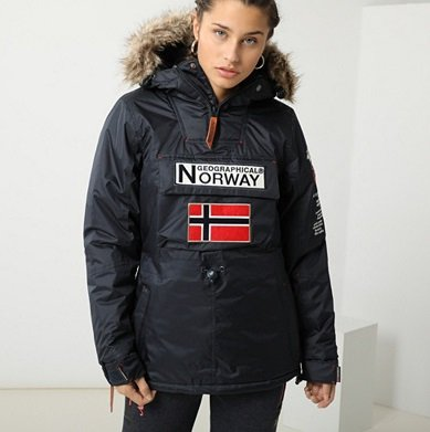 Geographical Norway Expedition Sale – z.B. Building Damen Jacke ab 69,99€ zzgl. Versand