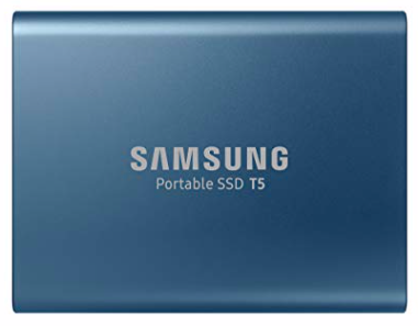 Samsung Portable T5 - Externe SSD mit 500GB Speicher für 88€ (statt 120€)