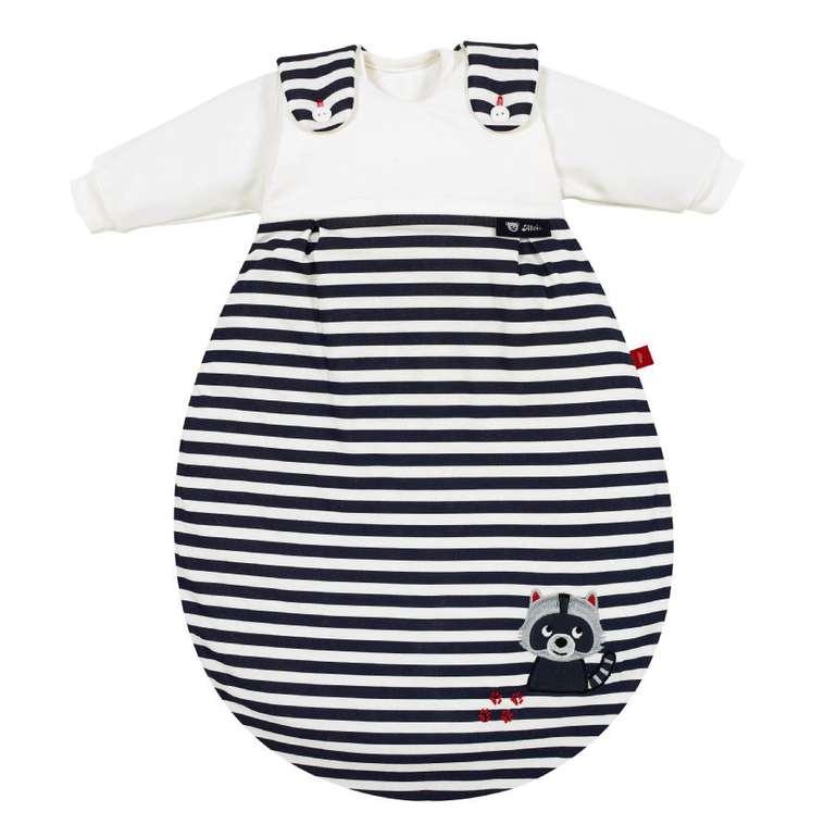 """s.Oliver by Alvi 3-teiliges Baby-Mäxchen """"Waschbär marine"""" für 50,55€ inkl. Versand (statt 65€)"""