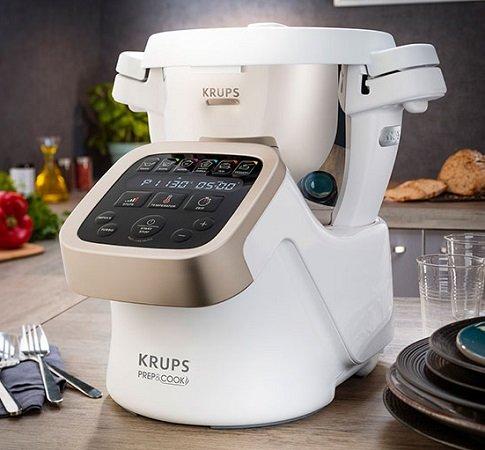 Krups HP 5031 Prep & Cook - 4,5 Liter Küchenmaschine für 399,90€ (statt 474€)