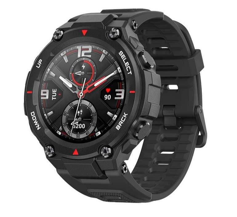 """Amazfit T-Rex Sport-Smartwatch, 1,3"""" Amoled-Display für 99€ (statt 122€)"""