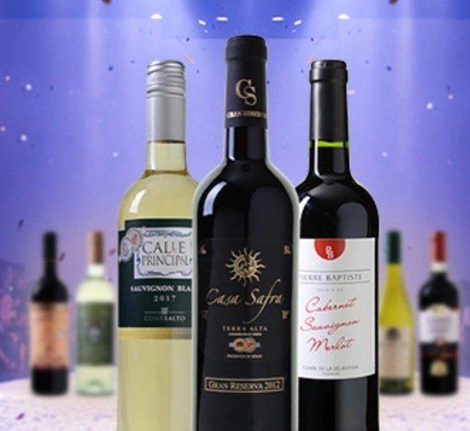 Lagerräumung bei Weinvorteil + 20% Extra Rabatt – prämierte Weine schon ab 3,59€ je Flasche