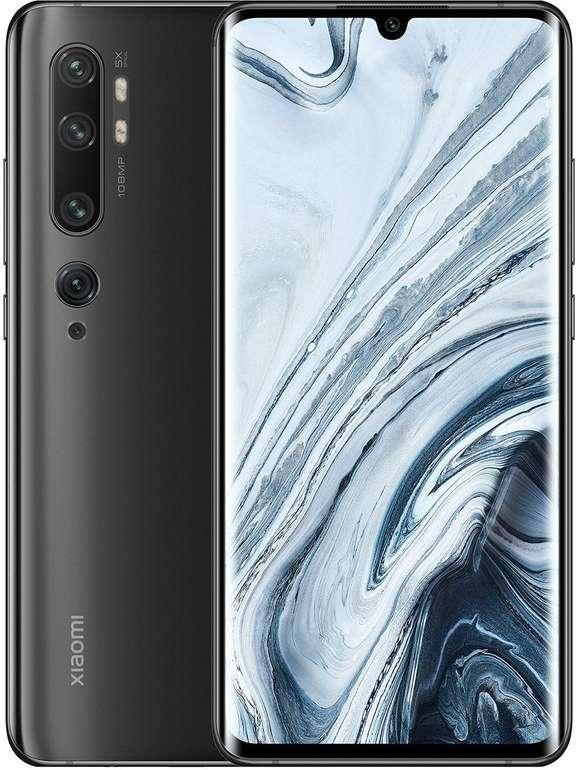 Xiaomi Mi Note 10 Smartphone mit 128GB Speicher für 338,99€ inkl. Versand (statt 385€)