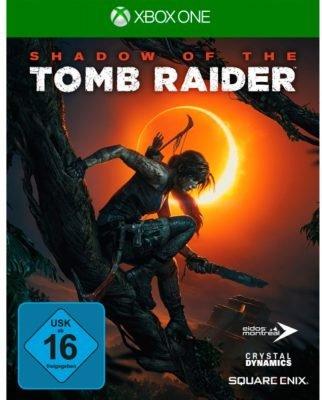 Shadow of the Tomb Raider (Xbox, Steelbook Edition) für 22,99€ inkl. Versand