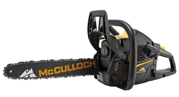 Top! McCulloch CS 390 Benzin-Kettensäge für 139,99€ inkl. Versand (statt 243€)