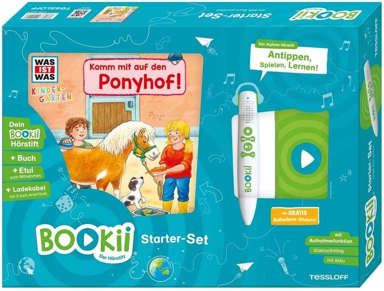 """BOOKii Lernspiel Starter-Set: """"Was ist Was - Komm mit auf den Ponyhof!"""" für 27,99€ inkl. Versand (statt 42€)"""