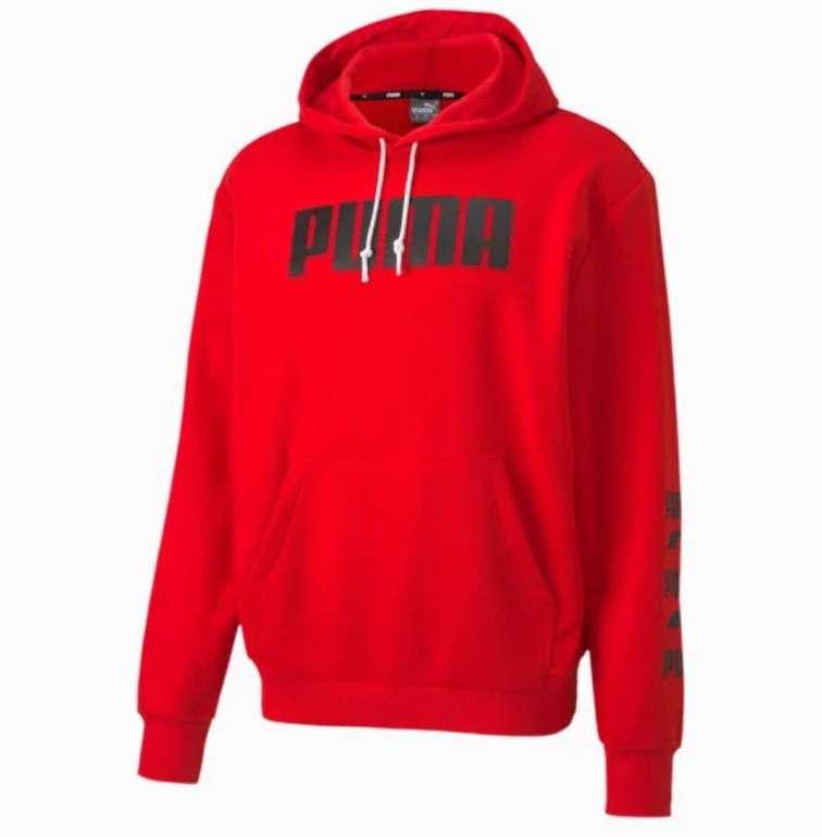 Puma Hoodie und Sweatshirt Sale mit bis -50% Rabatt + 15% Extra - z.B. Rebel Bold Hoodie für 29,75€ (statt 35€)