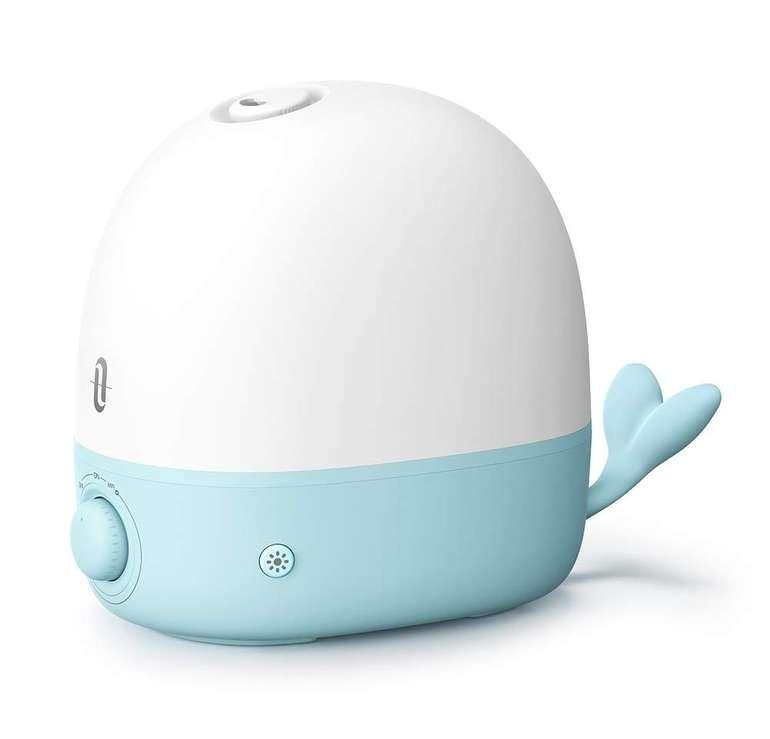TaoTronics Luftbefeuchter mit Nachtlicht (BPA-frei) für 35,99€