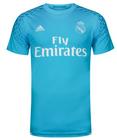 Real Madrid Adidas Herren Heim Torwarttrikot 2017 für 17,99€ + 3,95€ Versand