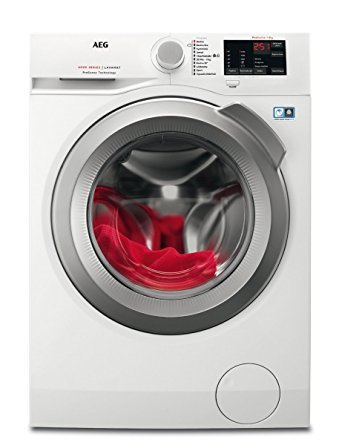 Frühjahresputz bei Mediamarkt - z.B. AEG L6FB55480 Waschmaschine für 399€