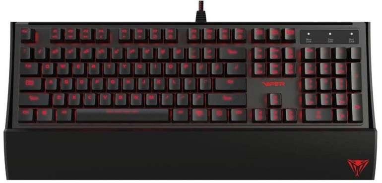 Patriot Viper V760 RGB Kailh-Brown Switches - Mechanische Gaming Tastatur für 60,85€ (statt 79€)