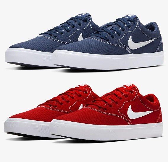 Nike SB Charge Canvas Herren Schuhe für 35,33€ inkl. Versand (statt 47€) - Nike Membership!
