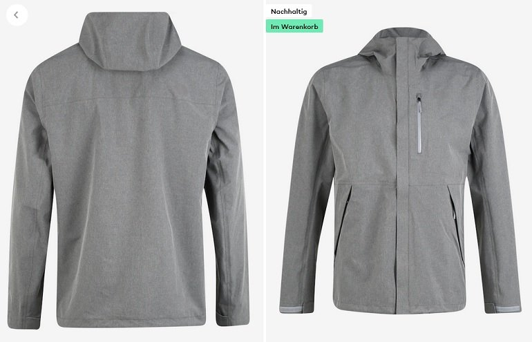 The North Face Dryzzle Futurelight Softshelljacke