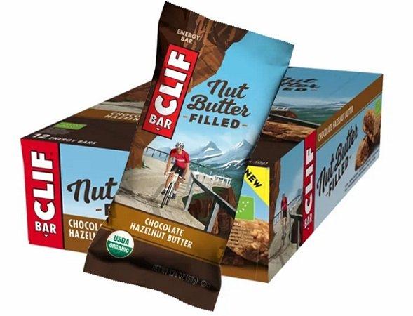 12 Pack Nut Butter Filled Bar bio Riegel (12 x 50g) für 13,89€ (statt 26€)